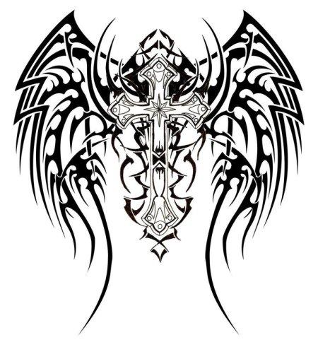 tattoo designs unique rood 02